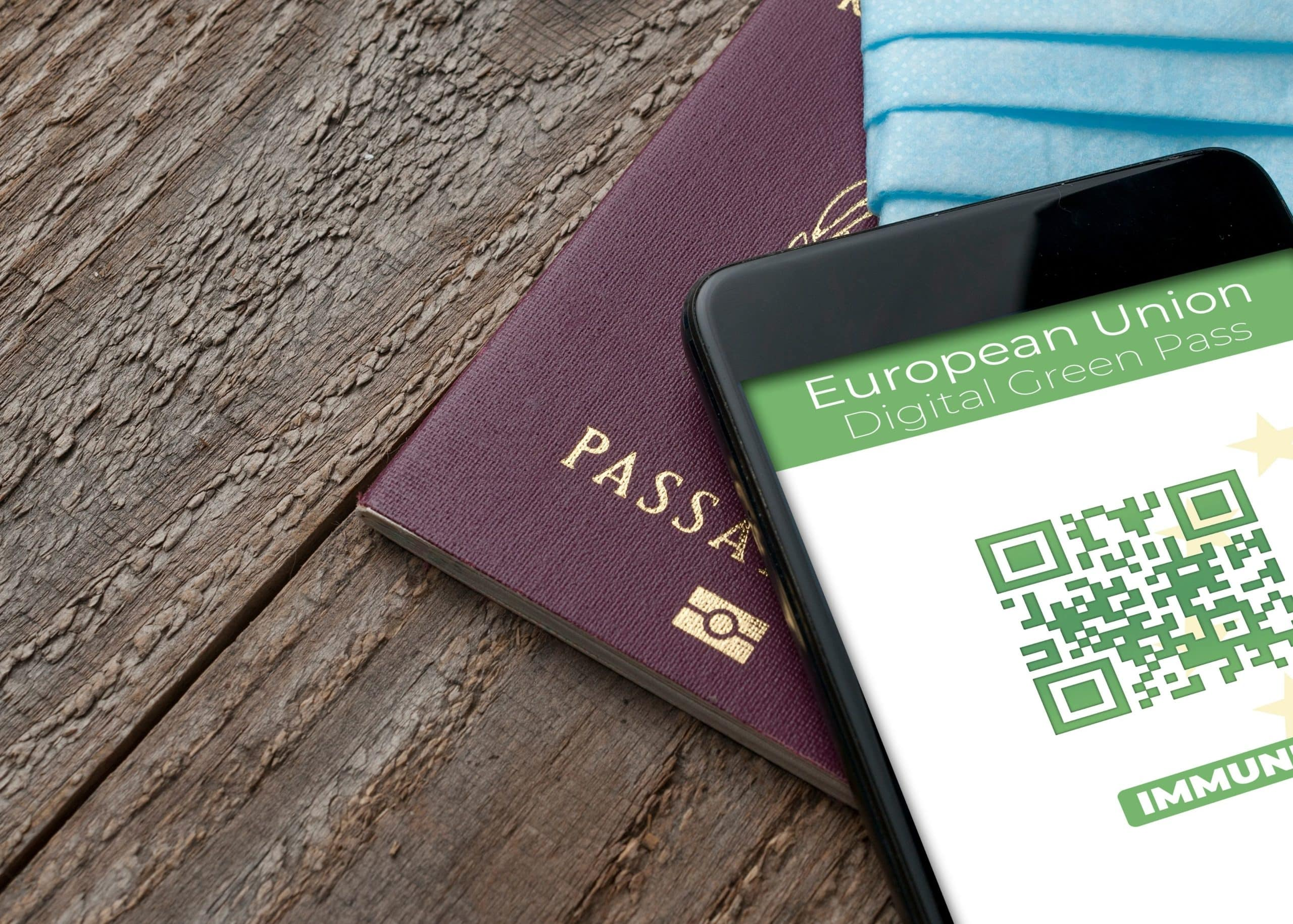 Il Green Pass in Europa